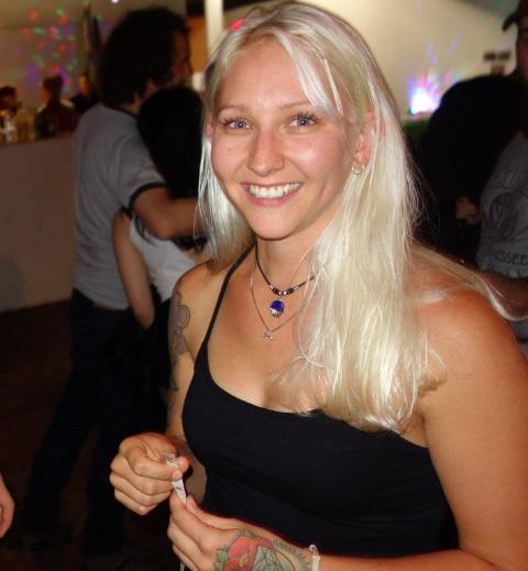 Designer Lori Peltonen aka Monster Muffin aka Muffin aka Muffy.