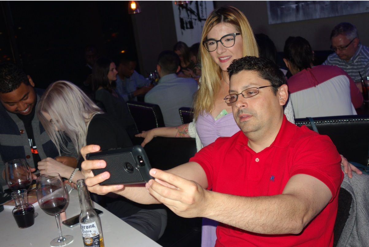 Adrian at Tweetsteria
