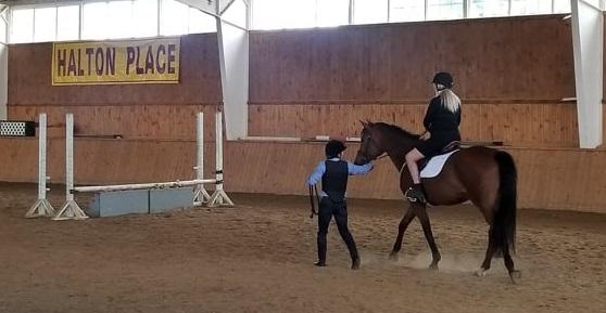 riding horses with eurico rose da silva
